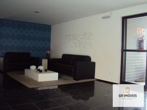 Apartamento à venda, 3 quartos, 2 vagas, Poço - Maceió/AL - Foto 4