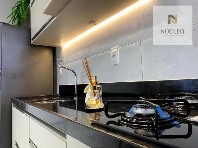 Apartamento com 3 dormitórios à venda, 74 m² por R$ 324.900,00 - Expedicionários - João Pe - Foto 6
