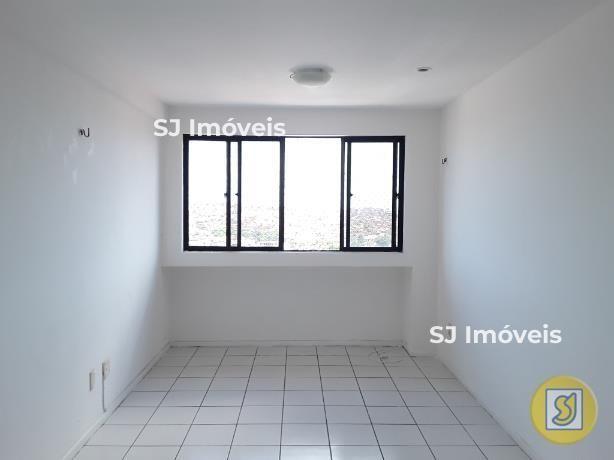 Apartamento para alugar com 1 dormitórios em Papicu, Fortaleza cod:49638 - Foto 4