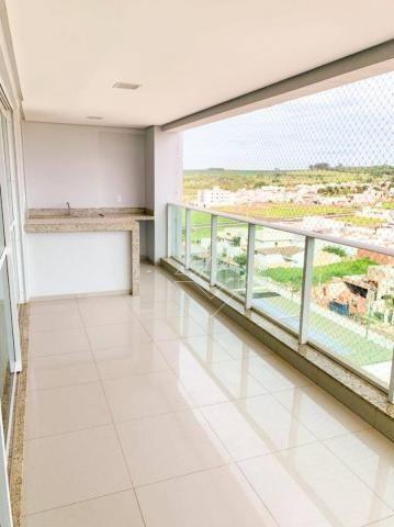 Apartamento com 3 dormitórios à venda, 107 m² por R$ 620.000 - Edifício Manhattan Residenc - Foto 7