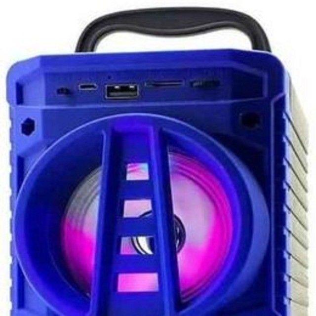Caixa de Som bluetooth 5w al-301