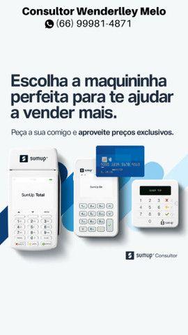 Promoção Maquininhas Sumup Top - Foto 2