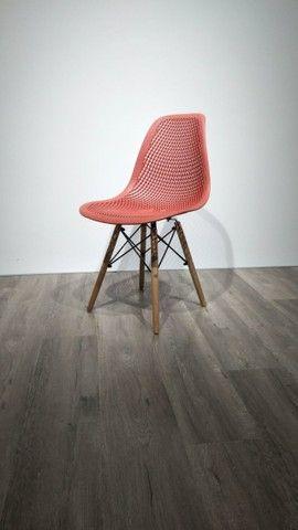 Cadeira Eiffel Colmeia - Frete Grátis para Arapongas e Região. - Foto 3