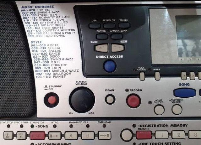Teclado Yamaha prs 550 - Foto 3