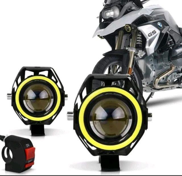 Farol para motos - Foto 5