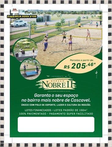 Loteamento Espaço Nobre II - Invista já !#@! - Foto 11