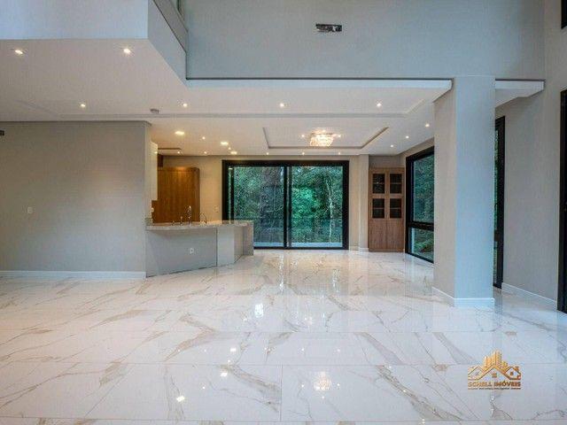 SCHELL IMÓVEIS vende, casa com 3 dormitórios (sendo 2 suítes), 348m² por R$ 3.300.000 - Ma - Foto 10