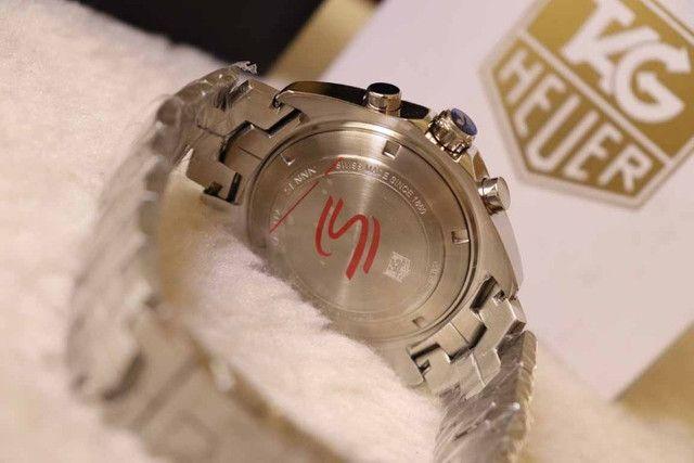 Relógio Modelo P.D - Cor: /MostradorPreto - 100%Funcional - Foto 2