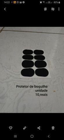Abraçadeiras e protetor de boquilha  - Foto 5