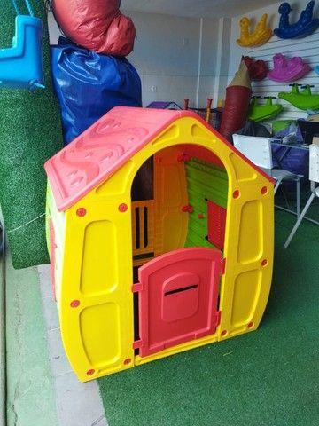 Casinhas Coloridas Infantis - A pronta entrega para sua área kids - Foto 5