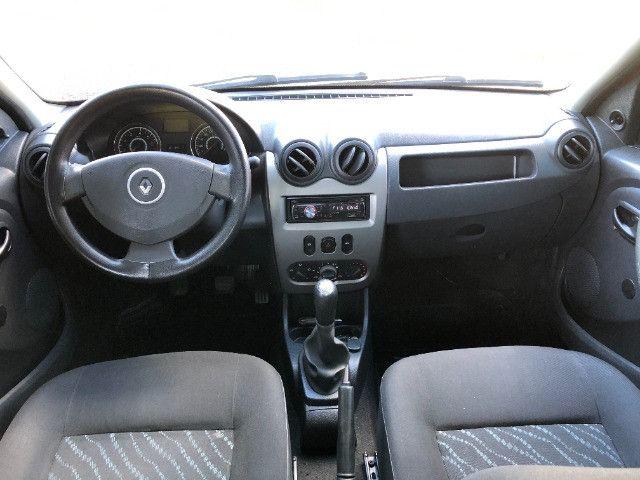 Renault Logan Authentic 1.0 Uberlândia - Foto 8