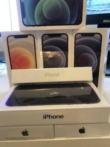 Iphone 12 128 GB Apple Novo Lacrado - Foto 4