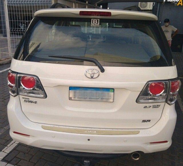 Toyota Hylux SW4 SR 5 Lugares Flex Automática - Novíssima !!!!  - Foto 6