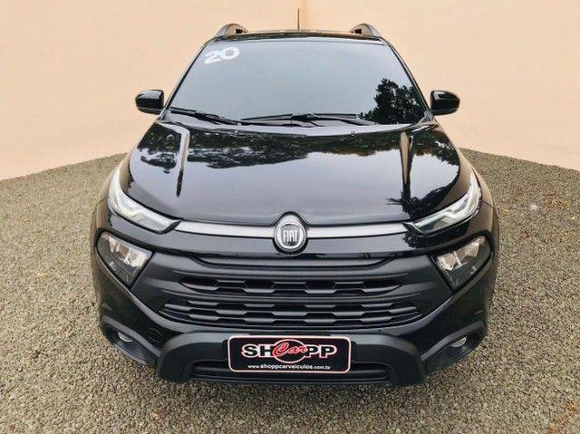 fiat Toro ultra 4x4 Diesel 2020 *baixo km* - Foto 9