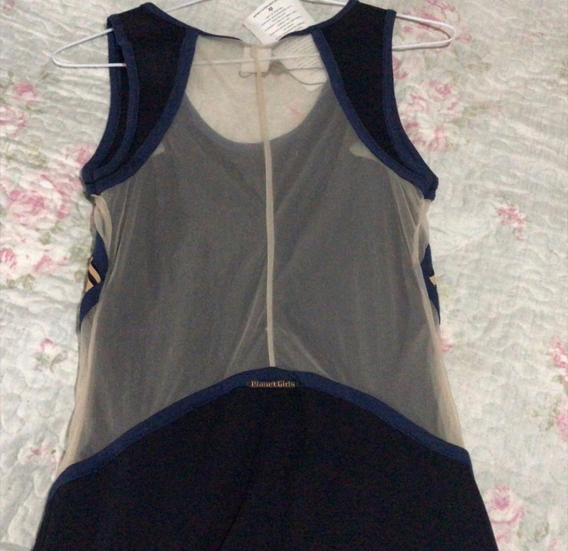 Vestido Planet Girls com etiqueta - Foto 2