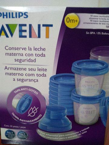 Extrator de leite Avent - Foto 2