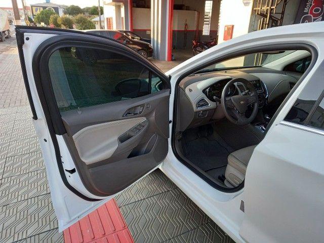 GM CRUZE LTZ 2 2017 1.4 TURBO... CARRO EM ESTADO DE NOVO BAIXO KM - Foto 19