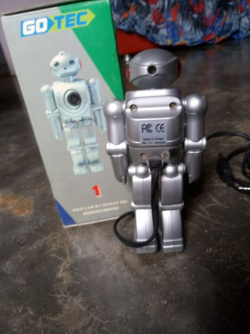 Webcam robô - Foto 5
