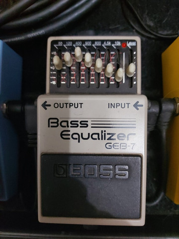 Boss Bass Equalizer - Foto 2