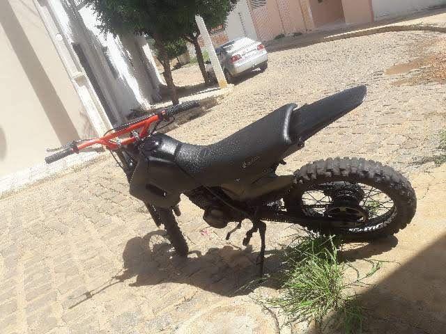 Xr 200 Preparada Para Trilha  - Foto 3
