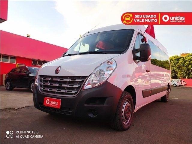 Renault Master Minibus Executive 16 lugares 2.3 diesel  - Foto 3