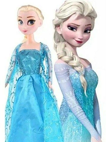 Ana + Elsa frozen - Foto 2