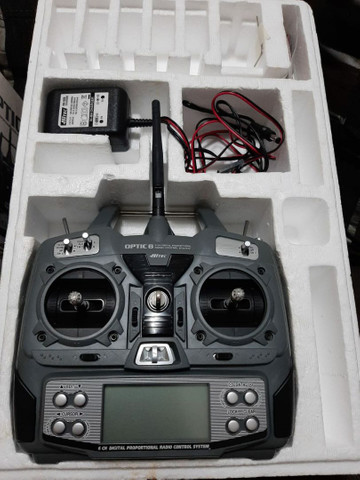 Radio Hitec Optic 6 - Foto 4