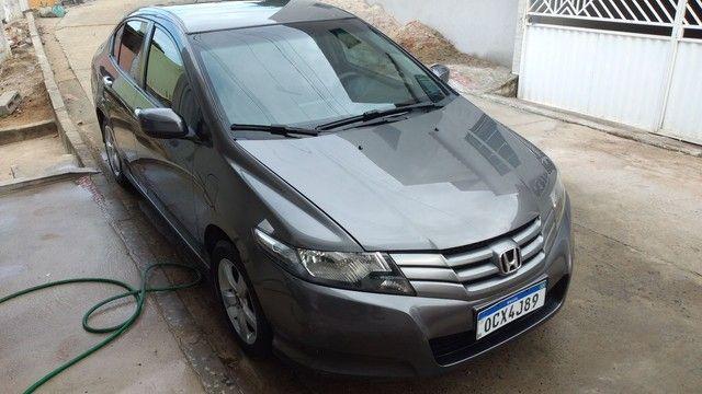 Honda city vendo ou troco