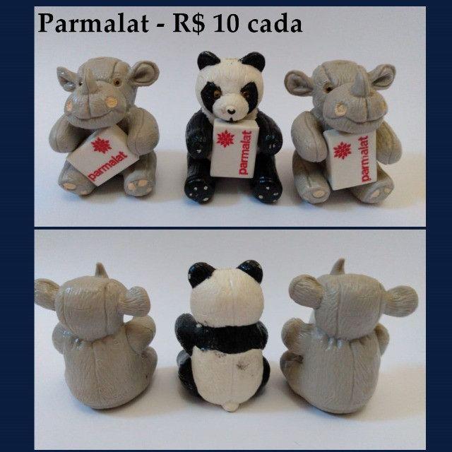 Coleções Nestlé Kellogg's Parmalat brinquedos - Foto 3