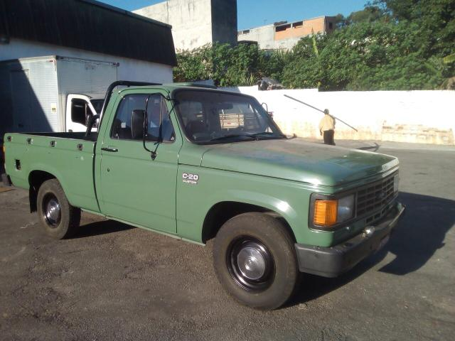 CHEVROLET C20 CUSTON