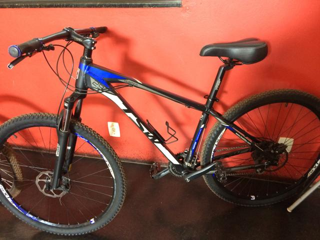 Bicicleta tsw hunter 29