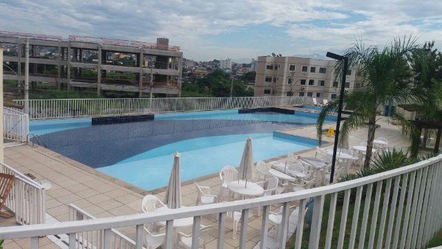 Apartamento 2 quartos próximo ao Shopping Grande Rio