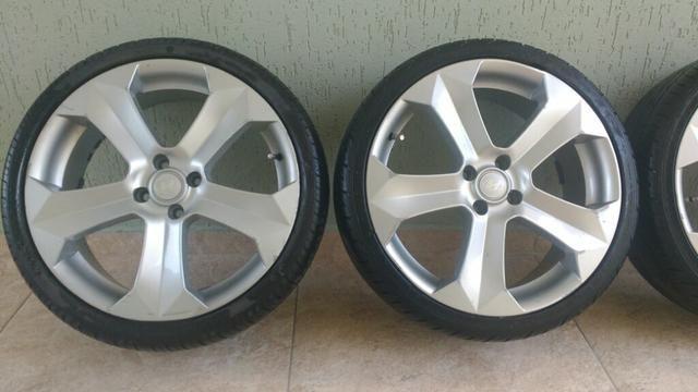 RODAS ARO18 4 FUROS Modelo BMW X6