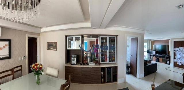 Apartamento à venda, 144 m² por r$ 1.100.000,00 - vila ema - são josé dos campos/sp - Foto 2