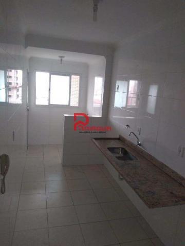 Apartamento para alugar com 3 dormitórios em Guilhermina, Praia grande cod:376 - Foto 3