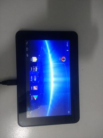 Tablet Alcatel one touch evo 7, 3g e 4gb usado e foncionado