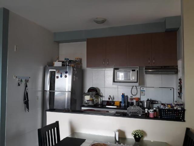 Apartamento 3/4 sendo 1 suíte no Cond. Mirante do Lago/115 mil na parte aceita proposta e - Foto 2
