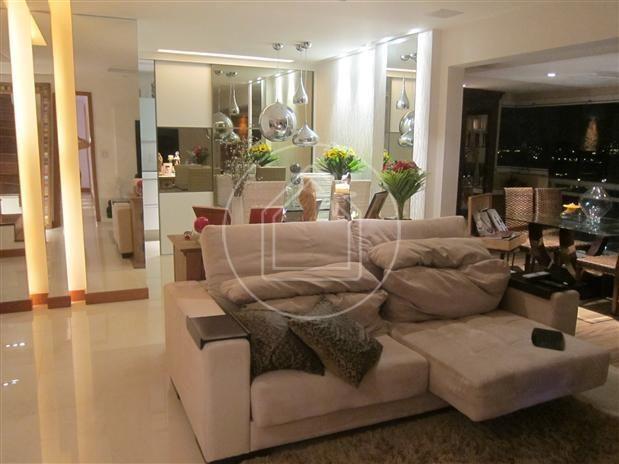Apartamento à venda com 4 dormitórios em Barra da tijuca, Rio de janeiro cod:799061