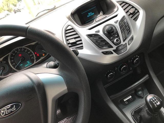Ford Ka Hatch 2018 Sel Completo 1.5 Flex 23.000 Km Revisado Muito Novo - Foto 8