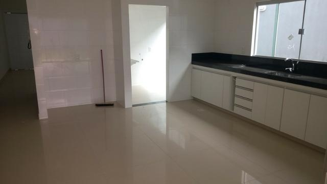 Samuel Pereira oferece Casa Moderna Alto da Boa Vista 3 Suites Churrasqueira Financia FGTS - Foto 6