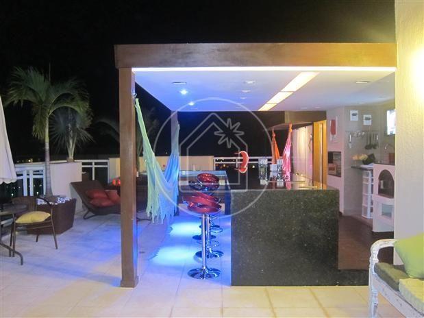 Apartamento à venda com 4 dormitórios em Barra da tijuca, Rio de janeiro cod:799061 - Foto 3