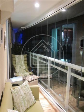Apartamento à venda com 4 dormitórios em Barra da tijuca, Rio de janeiro cod:799061 - Foto 15