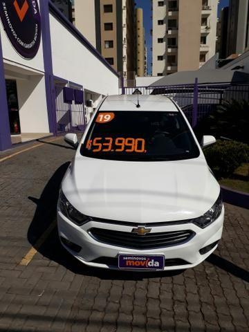 Onix 2018/2019 1.4 automático com IPVA 2019 pago - Foto 7