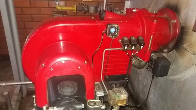 Caldeira à Gás Glp Gnv ou Óleo 1250kw - #3362 - Foto 2
