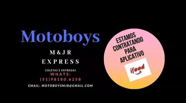 Vaga Motoboy (Porto Alegre)
