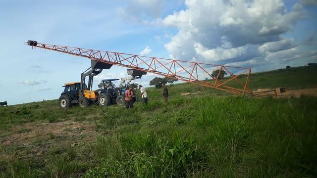 Fazenda de 853 hectares .400 hectares mecanizados . Colinas do Tocantins- TO - Foto 15