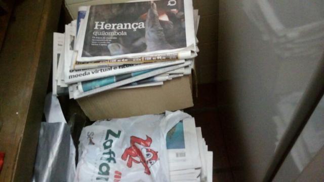 Vendo jornal p/pet