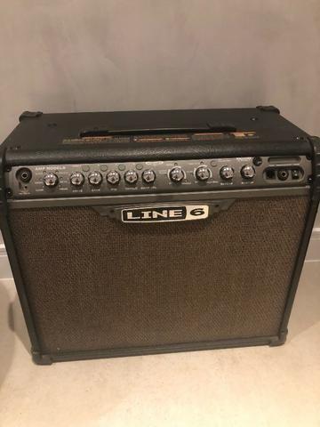 Amplificador caixa Line 6 - Spyder III