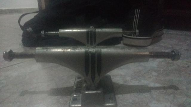 Truck Skate Metallum 129mm