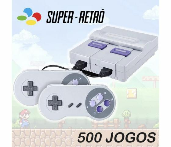 Super Nintendo retrô